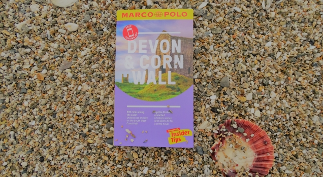 Marco Polo Guide to Devon and Cornwall 2018